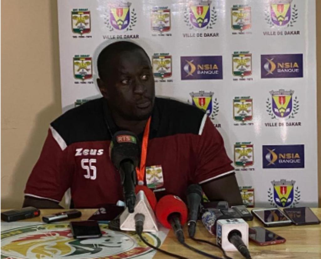 Le Jaraaf compte «représenter dignement le Sénégal» en Coupe de la CAF
