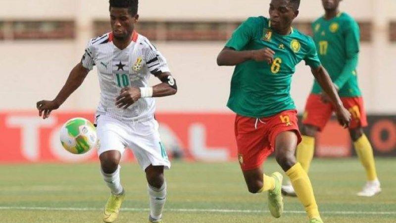CAN U20 : le Ghana éjecte le Cameroun et file en demies !
