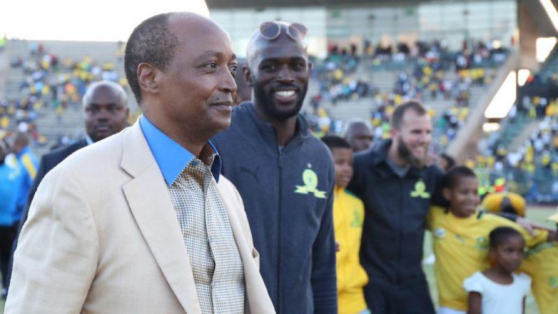 Présidence de la CAF: Patrice Motsepe dévoile un programme attendu