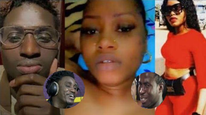 Kawtef : Adamo enfonce Ndeye Ndiaye Banaya, la danseuse de Sidy Diop : « Dina woné ni k*y bi di dougu ak guèneu…»(Vidéo)