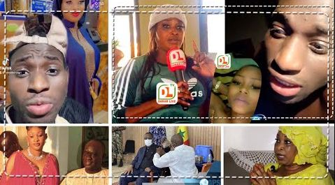 "Kawtef : Adamo Vilipende Ndeye Gueye Et Lui Rappelle Son Passé : ""Boul Faté Bingay Dioutou Sèn…"" (Vidéo)"