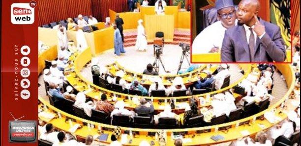 Édition spéciale sur la levée de l'immunité parlementaire de Sonko