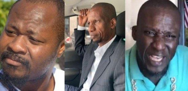 Tribunal : Guy Marius Sagna sous mandat de dépôt, Assane Diouf et Clédor Sène renvoyés à lundi