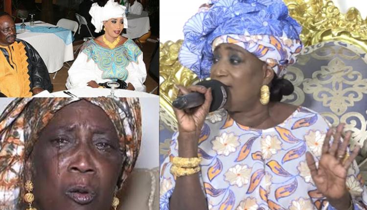 """(Vidéo) Kiné Lam : """"Seuy na 40 ans ak Dogo meussouma fayy… je ne vais jamais me remarier"""""""