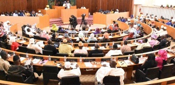 Séance plénière : Les députés convoqués, ce lundi