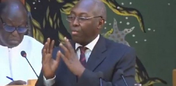 Mamadou Lamine Diallo: «La plénière de ce vendredi découle d'une procédure illégale»