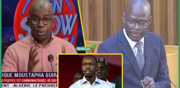 Moustpha Guirassy: «Loutax Ma démisionné Ak Cheikh Bamba Dieye Ci Commission AD HOC Bi»