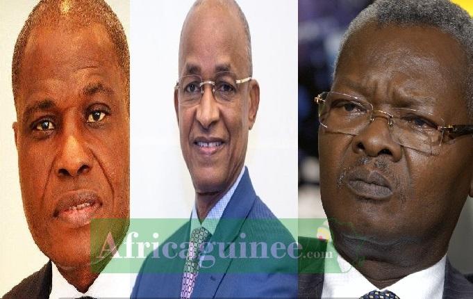Cellou, Fayulu, Kodjo: la tribune «déchirante» qui épingle la France et l'UE…