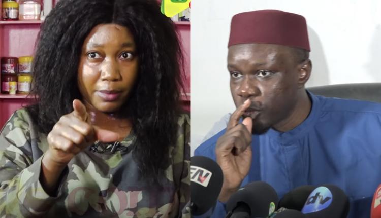 """(Vidéo) Ousmane Sonko Sur Ndeye Khady, patronne d'Adji Sarr : """"Demb si goudi, danio"""""""