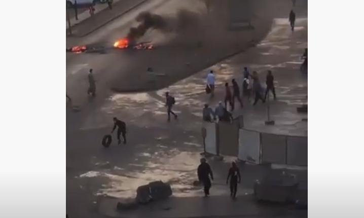 (Vidéo) Affaire Sonko : Manifestations À Rufisque: Des Routes Bloqués