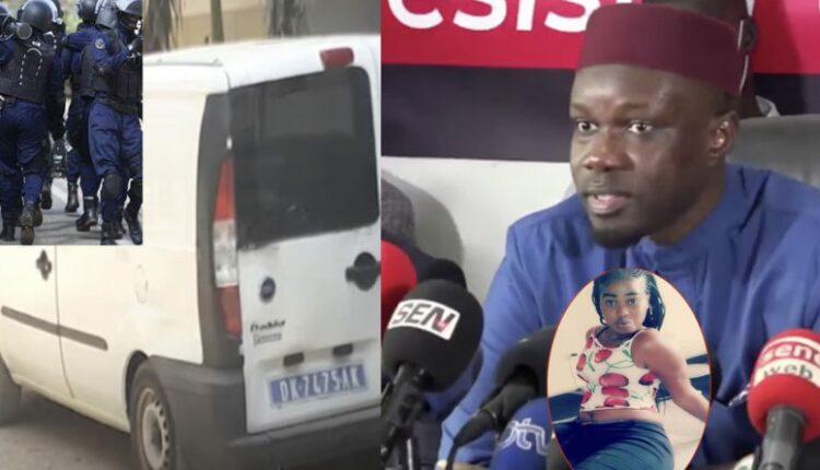 Espionnage : Surprise, La Police Dit Ignorer La Présence De Ses Éléments Au Domicile De Sonko