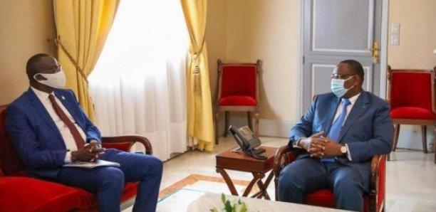 Présidence CAF : Comment Macky a tordu le bras à Me Augustin Senghor