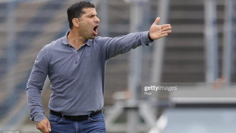 Schalke 04 : un cinquième entraîneur de la saison pour Salif Sané