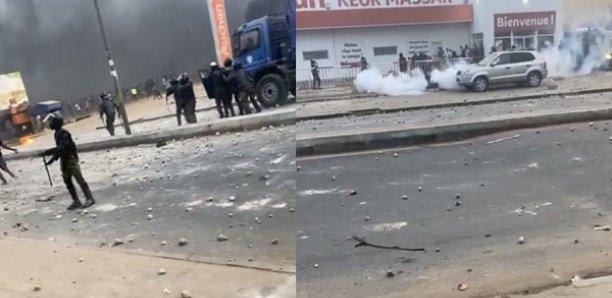 Auchan Keur Massar: Deux corps sans vie découverts