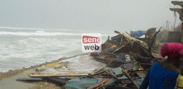 Naufrage : Deux pêcheurs sénégalais périssent en mer, un porté disparu