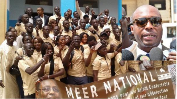 """Accusé d'avoir recruté des nervis, le Meer répond aux """"propos fallacieux mensongers"""" de Barth Dias"""