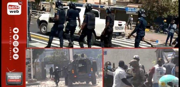 Sonko au tribunal de Dakar : vivez les moments forts