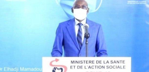 Covid-19: 8 décès, 241 tests positifs et 49 patients en Réa