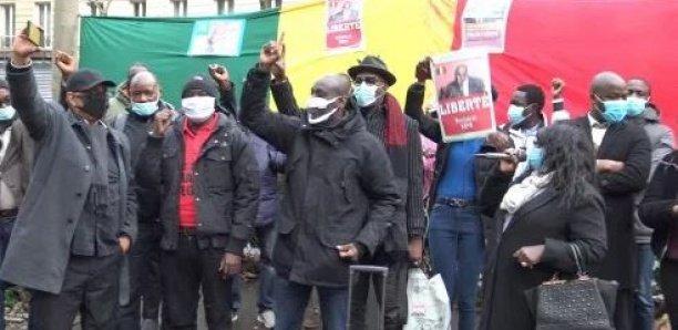 Diaspora sénégalaise : Grande manifestation des Sénégalais devant l'ambassade du Sénégal à Washington à 15h