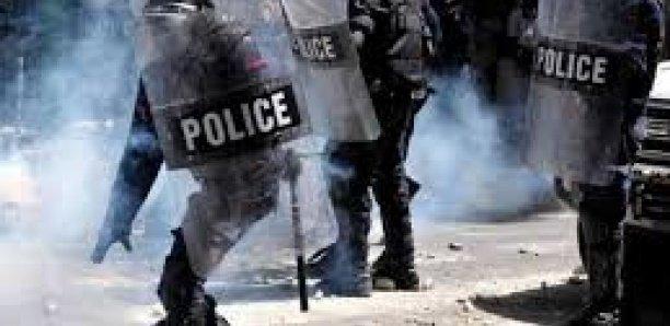 Reprise des manifs ce matin : La salle d'audience du tribunal de grande instance de Diourbel incendiée