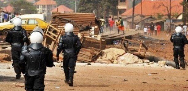 Violation des droits de l'homme : Amnesty international épingle (aussi) la Guinée