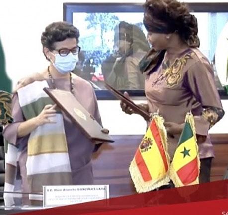 Coopération Sénégal-Espagne : Les promesses de Madrid