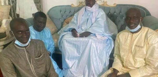 Touba: Cheikh Bass Abdou Khadre reçoit une délégation du Synpics