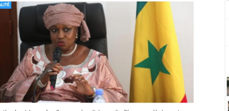 Crise à l'hôpital régional de Ziguinchor : Innocence Ntap Ndiaye déclenche une dynamique de conciliation