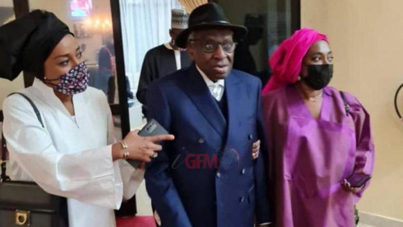 Retour au bercail : Arrivée de Lamine Diack à Dakar !