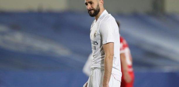 Le Real Madrid coince contre Séville et rate la première place