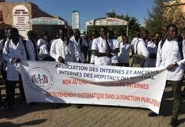 Soutien aux agents de l'hôpital de Linguère : Les Internes des hôpitaux soutiennent la grève du Sames