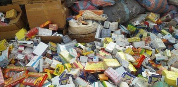 Commerce illicite : Le Forum du justiciable invite l'Etat à «criminaliser» le trafic de faux médicaments
