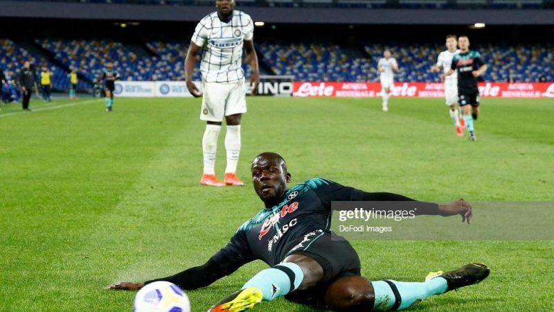 Le PSG ne lâche pas Kalidou Koulibaly