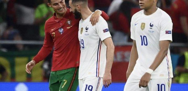 Euro-2021 : La France fait match nul avec le Portugal dans un match fou