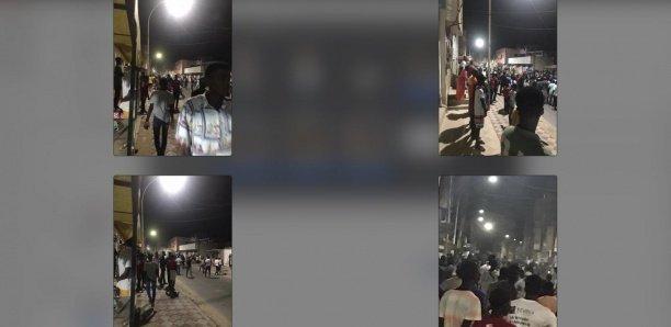 Photos-Vidéo Violents affrontements entre des jeunes à Yoff