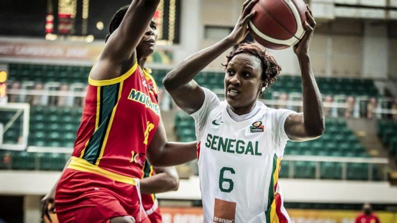 Afrobasket : le Sénégal s'offre une 1/2 finale face au Nigeria