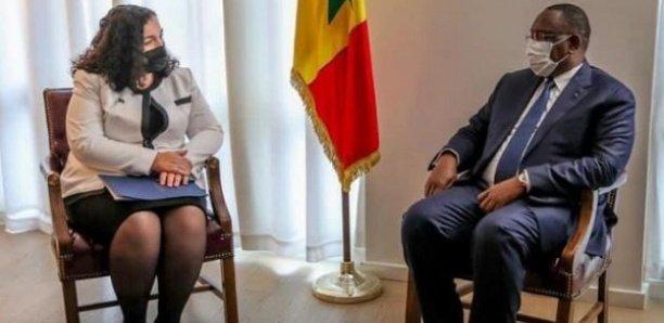 Audience avec la présidente Kosovare : Le Sénégal va abriter la 1ère ambassade du Kosovo en Afrique