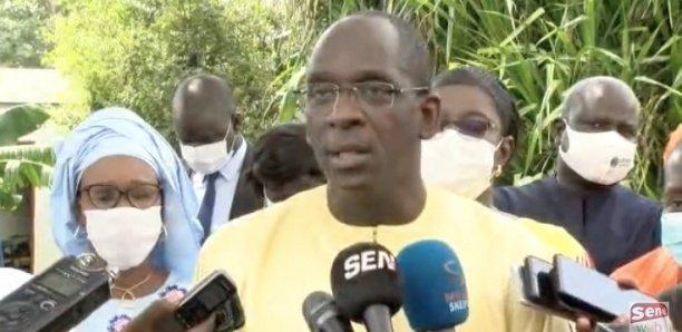 Fermeture du centre des hémodialysés : La réaction de Diouf Sarr