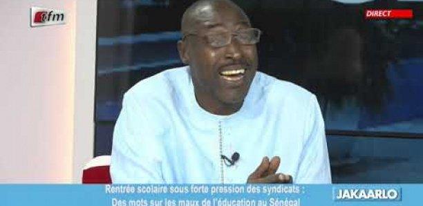 Félix Mboup : «J'ai pris mes distances par rapport aux syndicats»