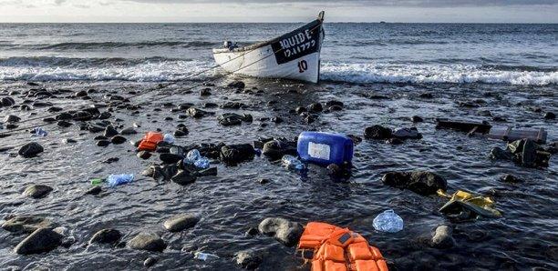 Îles Canaries (Espagne) : 1922 migrants clandestins africains morts en 6 mois